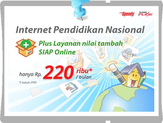 Internet Pendidikan Nasional